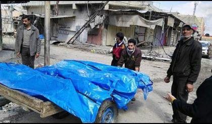 وفاة ستة نازحين في مخيم برطلة شرق الموصل بسبب الحرارة وقلة الرعاية