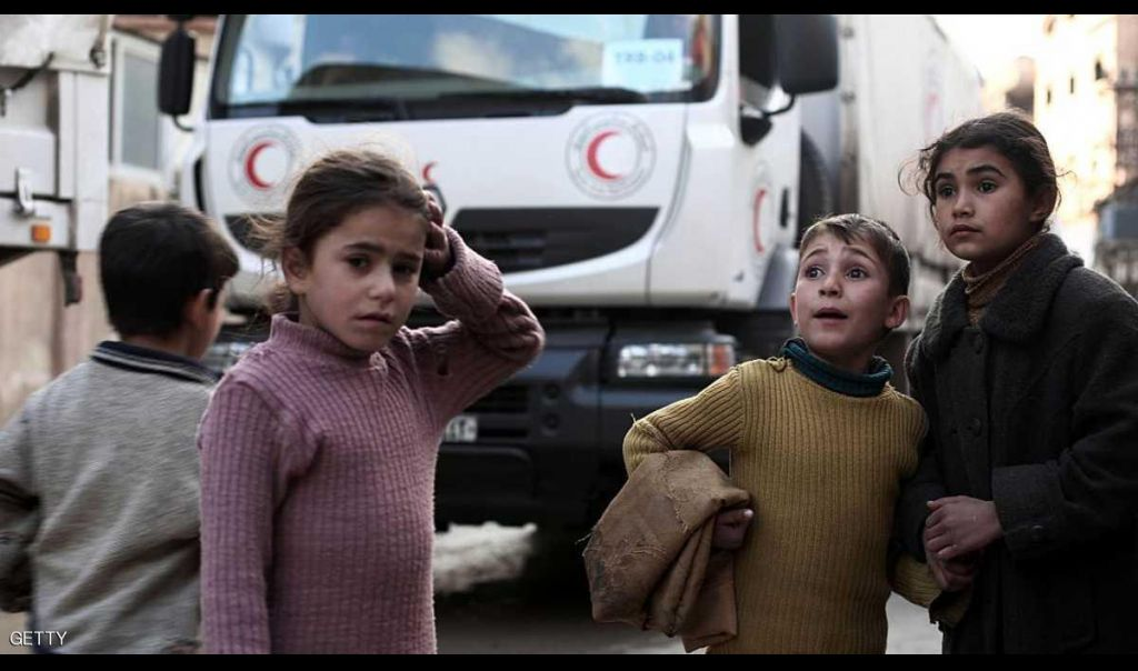 الأمم المتحدة تحذر من كارثة في غوطة دمشق الشرقية