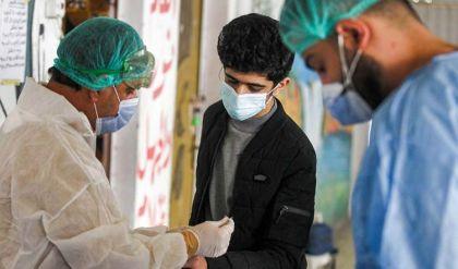 تسجيل 1012 إصابة و14 وفاة جديدة بكورونا في العراق