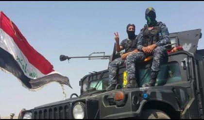 القوات الامنية تتوغل داخل المنطقة الصناعية بمنطقة وادي عكاب في الموصل
