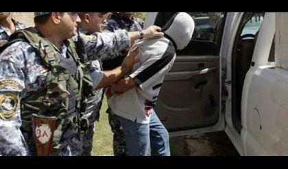قوة مشتركة في نينوى تلقي القبض على إرهابيين اثنين