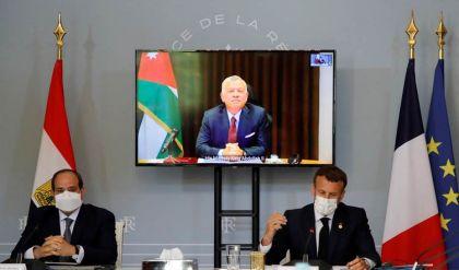 فرنسا تقدّم مشروع قرار في الأمم المتحدة بالتنسيق مع مصر والأردن لحل النزاع بين إسرائيل والفلسطينيين