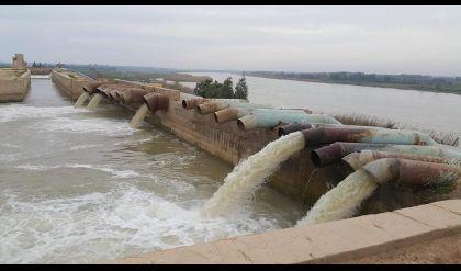 حقوق الانسان تدعو الكاظمي لوضع برنامج عاجل لمعالجة ملوحة المياه في شط العرب