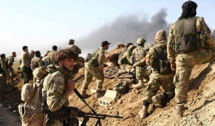 مقتل 5 مسلحين في عفرين وسري كانيه خلال الـ 24 ساعة الماضية