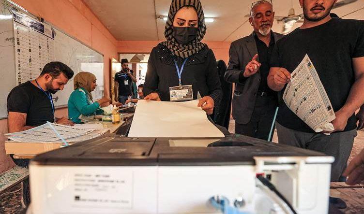 المفوضية تعلن نسب التصويت الأولية للانتخابات