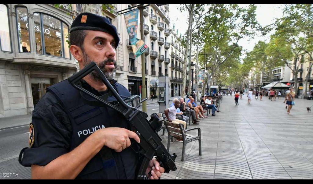 اسبانيا تكشف تفاصيل جديدة عن هجوم برشلونة