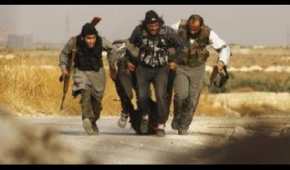 عناصر داعش يهربون سباحة باتجاه شرقي الموصل