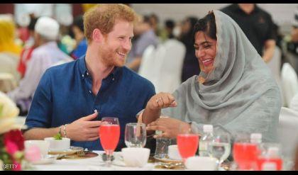الأمير هاري يحضر إفطارا رمضانيا في سنغافورة