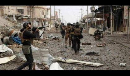العثور على مستودع يحوي 50 برميلا من المتفجرات في ايمن الموصل