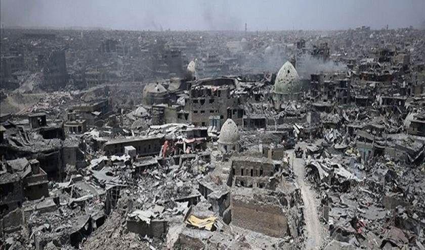 الجبوري تحمل الحكومة مسؤولية معاناة أهالي الموصل