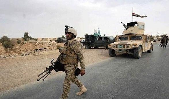 انطلاق عملية أمنية بمشاركة الحشد وطيران الجيش في جزيرة نينوى