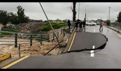 مجلس نينوى يشكل لجنة تحقيقية حول انهيار جسر الخوصر بالموصل