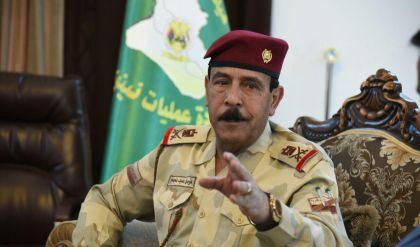 قائد عمليات نينوى يعلق بشأن مخاطر من عودة داعش إلى المحافظة
