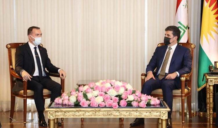 السفير التركي يأمل في علاقات لبلده مع العراق وإقليم كوردستان على أساس حسن الجوار