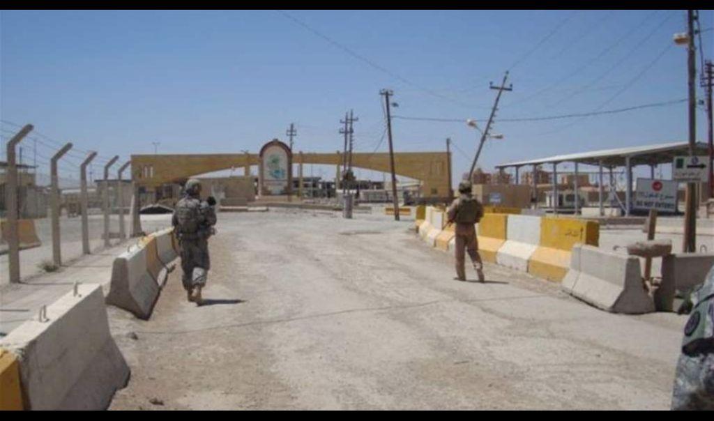 وزير الداخلية يعلن من الأنبار موعد إعادة افتتاح منفذ القائم الحدودي مع سوريا