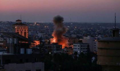 اسرائيل تشن ضربات على مواقع حماس في غزة رداً على اطلاق صواريخ من القطاع