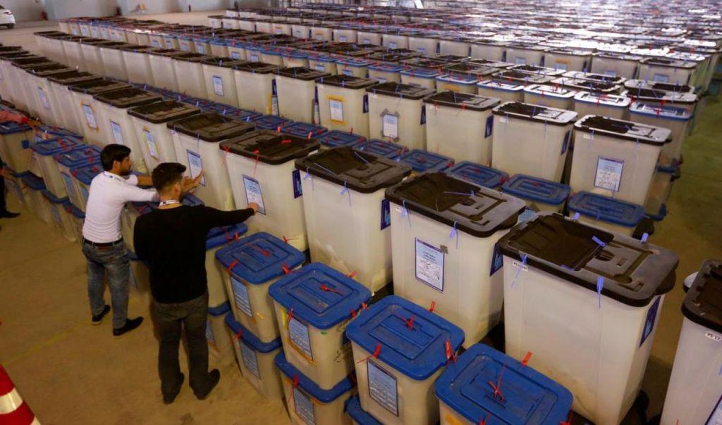 المفوضية : صناديق الاقتراع مبرمجة على الاغلاق في 6 مساءا ولاتمديد
