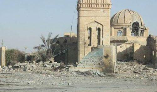 رئيس صندوق اعمار العراق يفتتح عددا من المشاريع في قضاء تلعفر