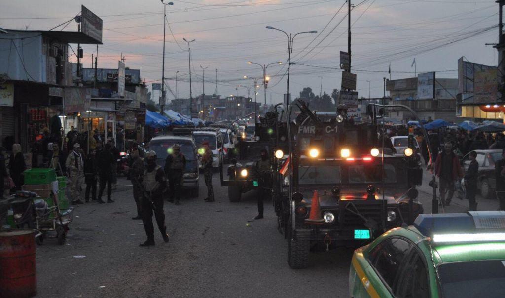 الاستخبارات العراقية تطيح بمسؤول شراء الاسلحة لداعش داخل كافتريا في الموصل