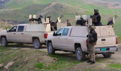 قيادة عمليات نينوى تؤكد أن الحدود مع سوريا تحت السيطرة