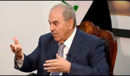 علاوي يهاجم إيران: توقفي عن التدخل في شؤون العراق