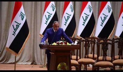 أول تصريح للكاظمي بعد نيل حكومته ثقة البرلمان