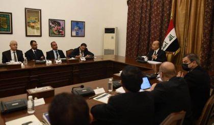 الرئيس العراقي يعلن تقديم أول مشروع قانون عقوبات جديد في البلد منذ 50 عاماً