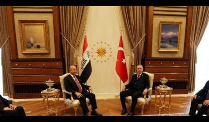 صالح واردوغان يدعوان الى ترسيخ أُسس السلام والاستقرار