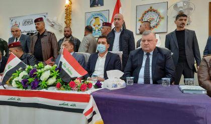 افتتاح مقر لعشائر محافظة نينوى