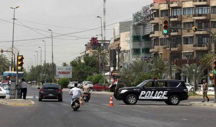 العراق يعلن حظراً شاملاً للتجوال لمدة 10 أيام