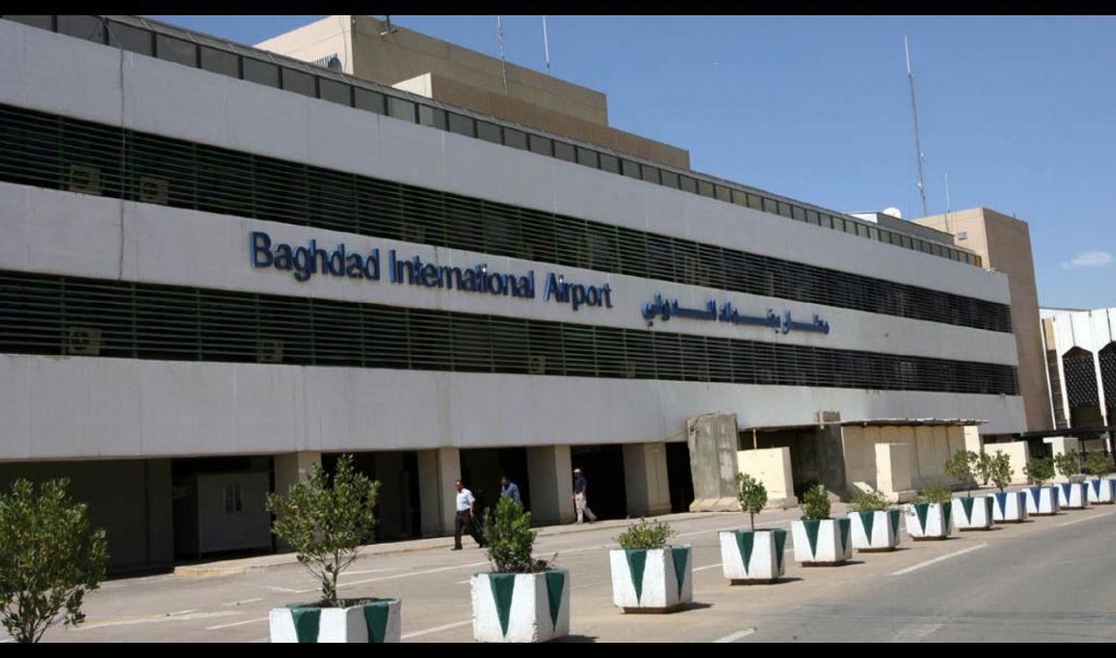 بالصور .. الحياة تعود لمطار بغداد الدولي بعد توقف لأكثر من أربعة اشهر