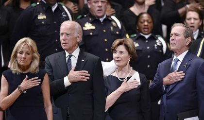 الرئيس الأسبق جورج دبليو بوش سيحضر حفل تنصيب بايدن