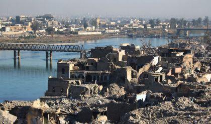 الشمري: نينوى مدينة مدمرة ولا توجد أي عملية اعمار فيها
