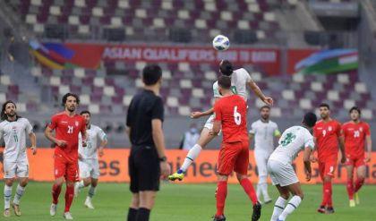 خسارة قاسية لمنتخب العراق أمام ايران بتصفيات كأس العالم