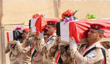 العراق وايران يتبادلان رفات جنودا قتلوا ابان الحرب قبل 30 عاما