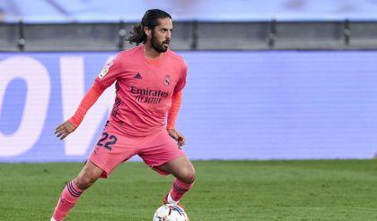 إيسكو مصمم على مغادرة ريال مدريد