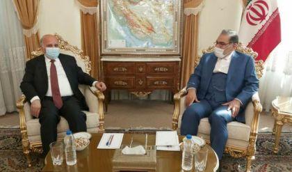 حسين وشمخاني يبحثان العلاقات المشتركة بين بغداد وطهران
