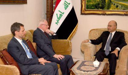 التحالف الدولي يعلن مواصلته دعم العراق