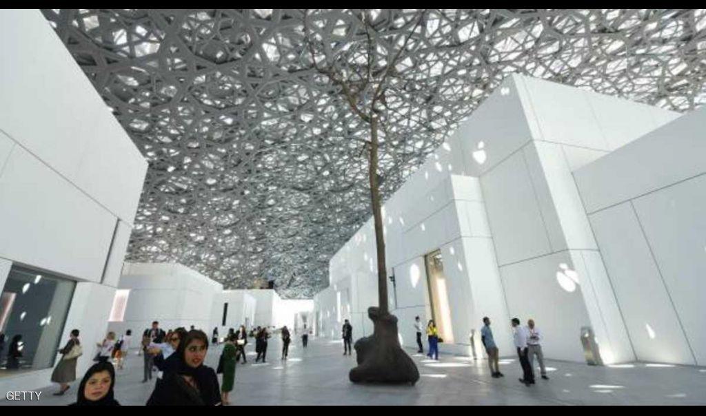 افتتاح عالمي لمتحف اللوفر أبوظبي