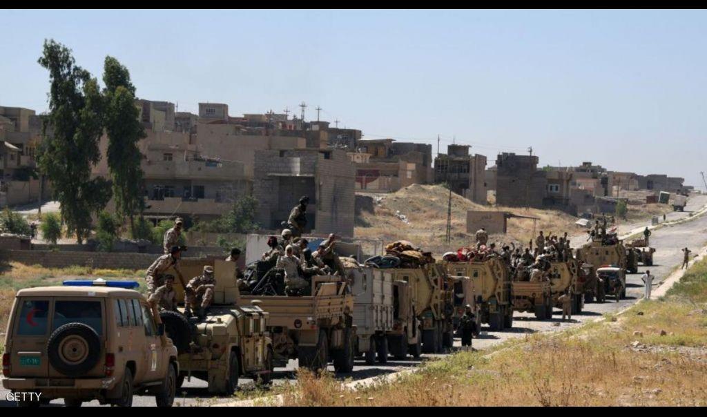 القوات العراقية تعلن بدء معركة الحويجة