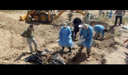 """العثور على مقبرة جماعية تضم """" 18 """" رفاة من ضحايا داعش في القيروان"""