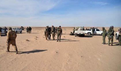 الحشد الشعبي يؤكد تأمين الحدود العراقية - السورية