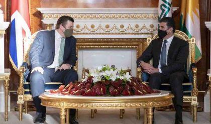 بريطانيا تبدي استعدادها لمساعدة أربيل وبغداد على حل مشاكلهما