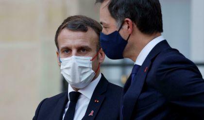 ماكرون: فرنسا ستزيد جرعات لقاح كوفيد-19 إلى الدول الفقيرة