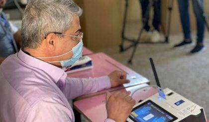 مفوضية الانتخابات: توفير أجهزة بديلة بحال حصول أي طارئ