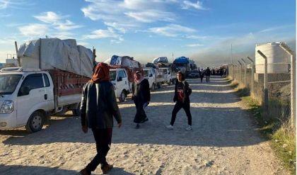 الهجرة والمهجرين: 3,261 عادوا من مخيمات النزوح إلى مناطقهم في نينوى