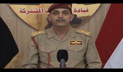 العمليات المشتركة: الحدود العراقية – السورية مؤمنة بشكل جيد