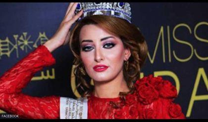 أول عراقية تشارك في جمال الكون منذ 50 عاما