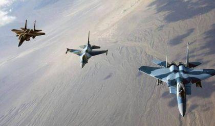 التحالف الدولي يعلن تدمير أهداف لداعش في طوزخورماتو