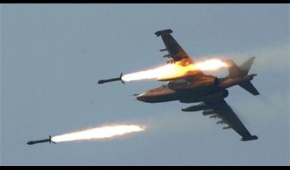 التحالف الدولي يقصف داعش في الموصل